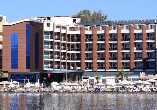 Тур в Mehtap Beach Hotel 4☆ Туреччина, Мармарис