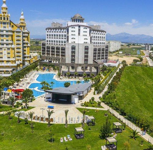 Тур в Melas Lara Hotel 5☆ Турция, Анталия