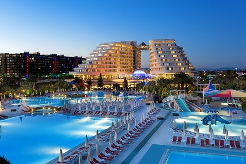 Тур в Miracle Resort Hotel 5☆ Турция, Анталия