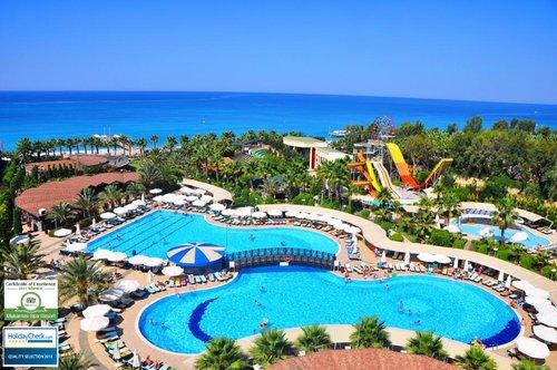 Тур в Mukarnas Spa Resort 5☆ Туреччина, Аланія