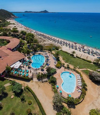 Тур в Cormoran Hotel & Residence 4☆ Италия, о. Сардиния