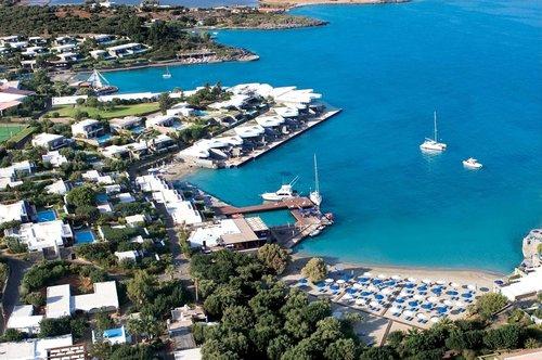 Тур в Elounda Beach Hotel & Villas 5☆ Греция, о. Крит – Элунда