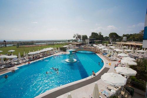 Тур в Water Side Resort & Spa 5☆ Турция, Сиде
