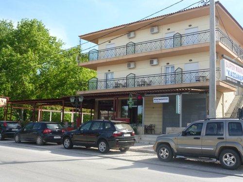 Тур в Adonis Hotel Kriopigi 2☆ Греция, Халкидики – Кассандра