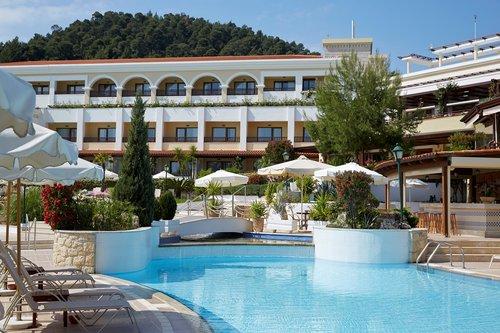 Тур в Aegean Melathron Thalasso Spa Hotel 5☆ Греция, Халкидики – Кассандра