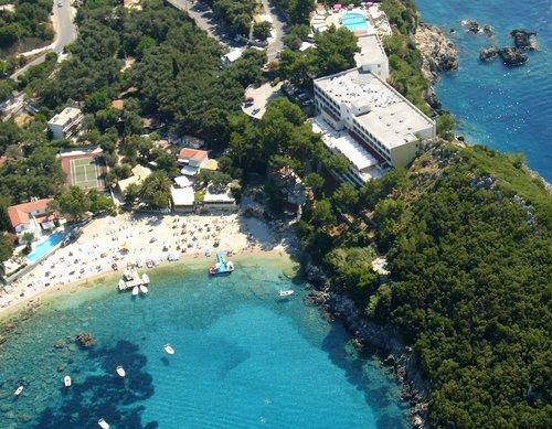 Тур в Akrotiri Beach Hotel 4☆ Греция, о. Корфу