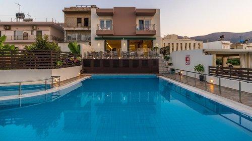 Тур в Creta Verano Hotel 3☆ Греция, о. Крит – Ираклион