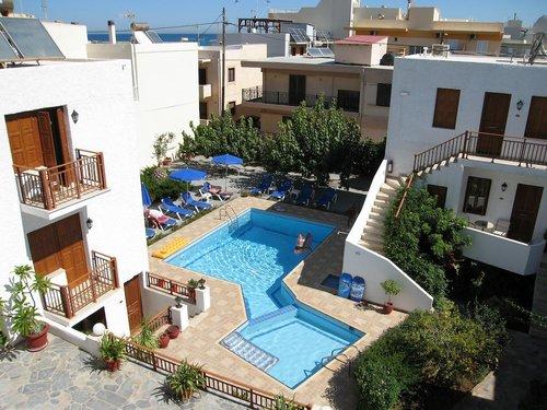 Тур в Blue Sea Apartments 3☆ Греція, о. Крит - Ретимно