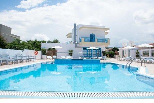Тур в Kasapakis Hotel 3☆ Греція, о. Крит - Іракліон