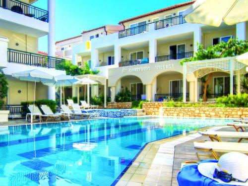 Тур в Dimitrios Village Beach Resort & Spa 4☆ Греция, о. Крит – Ретимно