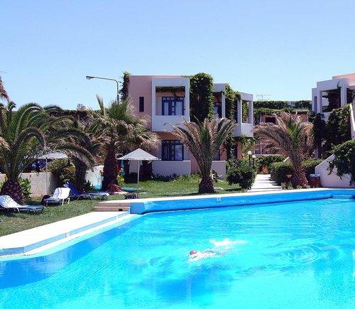 Тур в Eva Bay Hotel 4☆ Греція, о. Крит - Ретимно