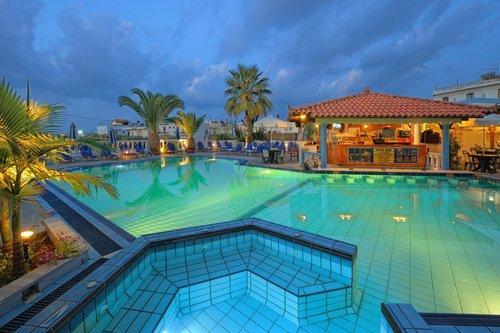Тур в Malia Mare Hotel 3☆ Греция, о. Крит – Ираклион
