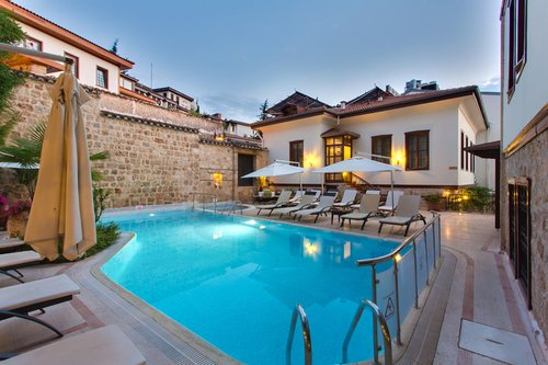 Тур в Dogan Hotel 4☆ Турция, Анталия