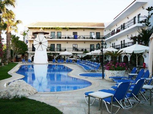 Тур в Almyrida Beach 4☆ Греция, о. Крит – Ханья