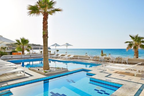 Тур в Petradi Beach Lounge Hotel 3☆ Греция, о. Крит – Ретимно