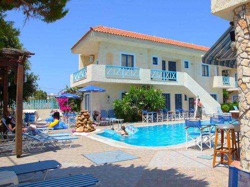 Тур в Tsalos Beach 3☆ Греция, о. Крит – Ираклион