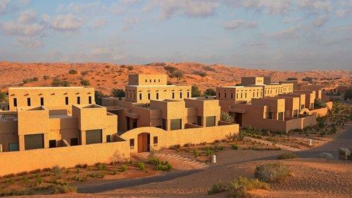 Тур в The Ritz-Carlton Ras Al Khaimah, Al Wadi Desert 5☆ ОАЭ, Рас Аль-Хайма