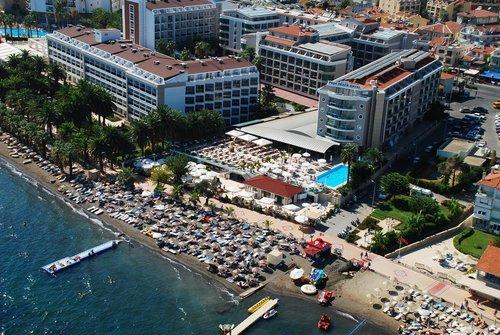 Тур в Pasa Beach Hotel 4☆ Туреччина, Мармарис