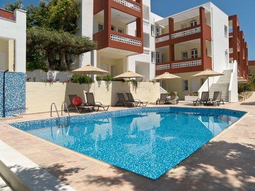 Тур в Troulis Apartments Hotel 3☆ Греція, о. Крит - Ретимно