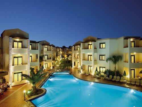 Тур в Creta Palm Resort Hotel & Apartments 4☆ Греция, о. Крит – Ханья