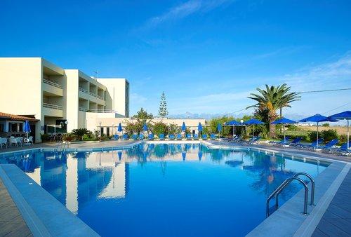 Тур в Eleftheria Hotel 3☆ Греция, о. Крит – Ханья