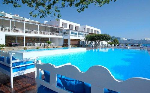 Тур в Elounda Ilion Hotel Bungalows 4☆ Греция, о. Крит – Элунда