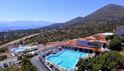 Тур в Elounda Water Park Residence Hotel 4☆ Греция, о. Крит – Элунда