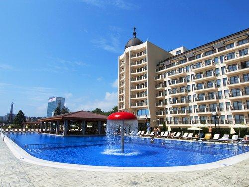 Тур в Admiral Hotel 5☆ Болгария, Золотые пески