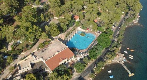 Тур в Club Monte Beach Resort 4☆ Туреччина, Мармарис