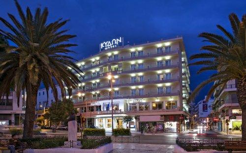 Тур в Kydon The Heart City Hotel 4☆ Греция, о. Крит – Ханья