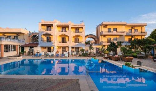 Тур в Nireas Hotel 3☆ Греция, о. Крит – Ханья