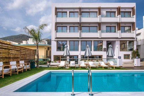 Тур в Harma Boutique Hotel 4☆ Греція, о. Крит - Іракліон