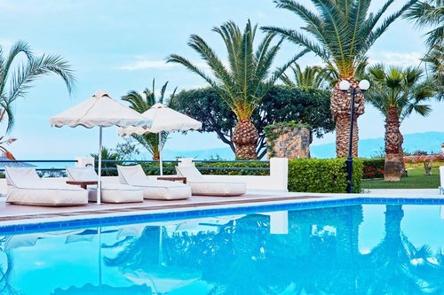 Тур в Elounda Palm Hotel 3☆ Греция, о. Крит – Элунда