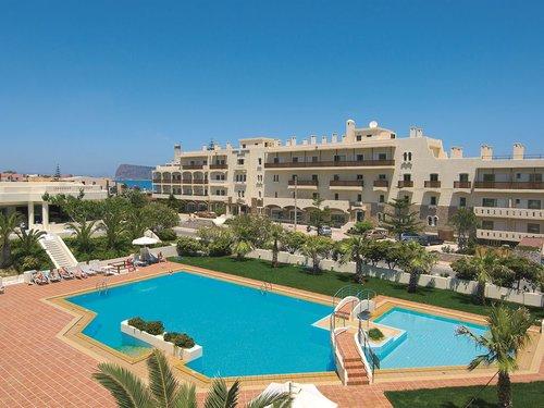 Тур в Giannoulis Santa Marina Beach Resort Hotel 4☆ Греция, о. Крит – Ханья