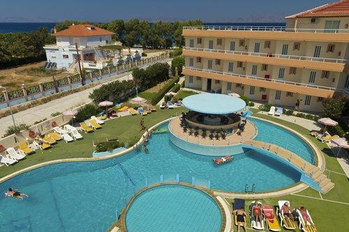 Тур в Bayside Hotel Katsaras 4☆ Греція, о. Родос