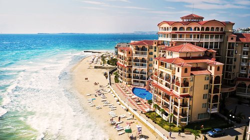 Тур в Atrium Beach Hotel & Residence 4☆ Болгария, Елените
