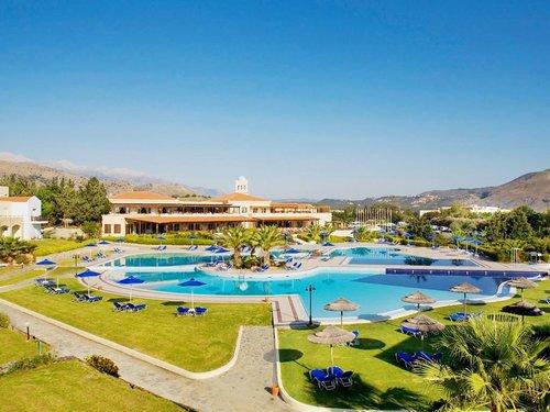 Тур в Pilot Beach Resort 5☆ Греция, о. Крит – Ханья