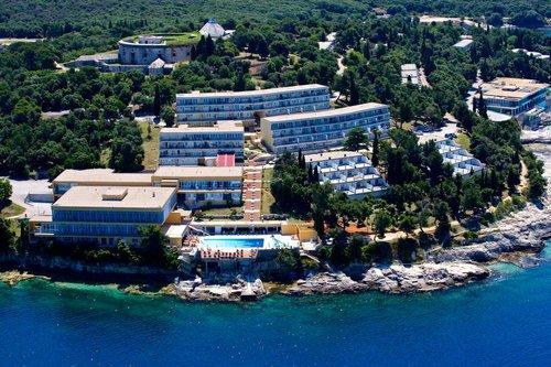 Тур в Splendid Resort 3☆ Хорватия, Пула
