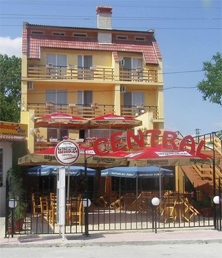 Тур в Central Family Hotel 2☆ Болгария, Кранево