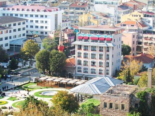 Тур в The And Hotel 3☆ Турция, Стамбул