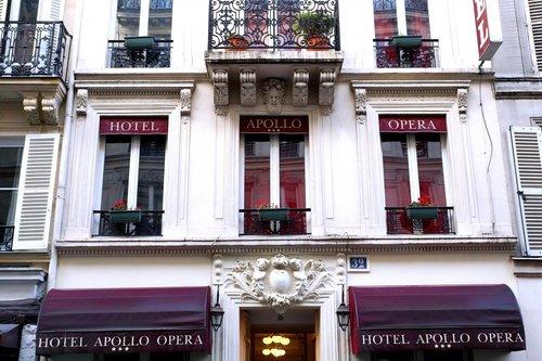 Тур в Apollo Opera Hotel 3☆ Франция, Париж