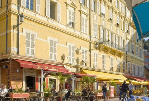 Тур в Best Western Alba 3☆ Франция, Ницца