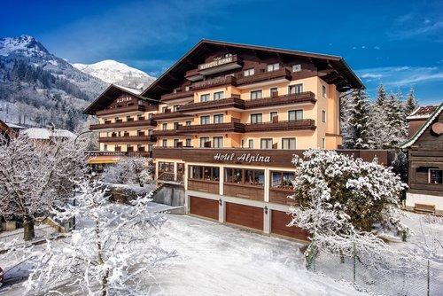 Тур в Alpina Gastein Hotel 4☆ Австрия, Бад Хофгаштайн