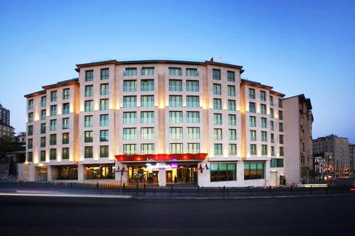 Тур в Radisson Blu Hotel Istanbul Pera 5☆ Турция, Стамбул