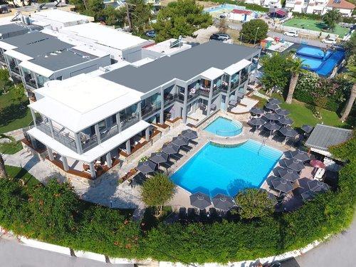 Тур в Dionysos Inn Hotel 3☆ Греция, Халкидики – Кассандра