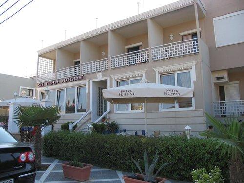 Тур в Filippos Hotel 2☆ Греция, Халкидики – Кассандра