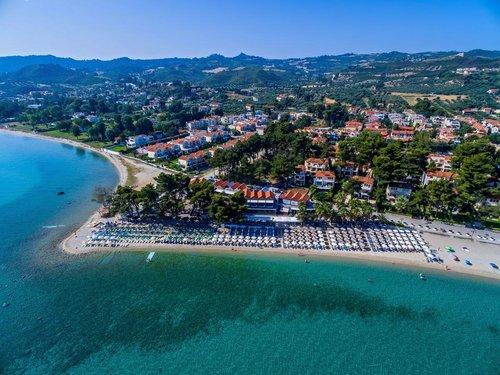 Тур в Flegra Beach Boutique Apartments 4☆ Греция, Халкидики – Кассандра