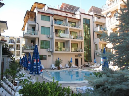 Тур в Tabanov Beach Hotel 3☆ Болгария, Созополь