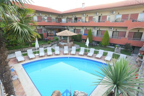 Тур в Zeus Hotel 3☆ Греция, Халкидики – Кассандра