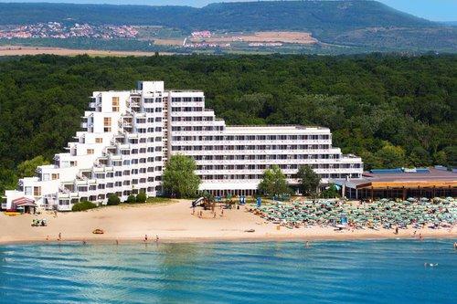Тур в Gergana Hotel 4☆ Болгария, Албена